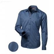 Pánska košeľa Victorio slim - Modrá