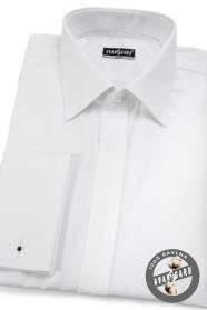 Pánska košeľa SLIM jemný prúžok 100% bavlna