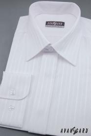 Pánska košeľa svadobná  - Biela