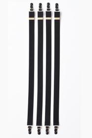 Pánske traky držiace košeľu