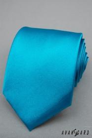 Petrolejová kravata pre mužov