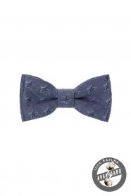 Motýlik MINI modrá s hviezdami