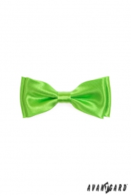 Chlapčenský motýlik výrazná zelená