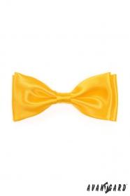 Motýlik pánsky lesklý žltá