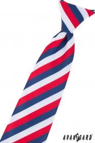 Chlapčenská kravata Trikolóra Lux