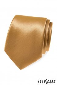 Béžová kravata Avantgard