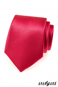 Červená pánska kravata Avantgard