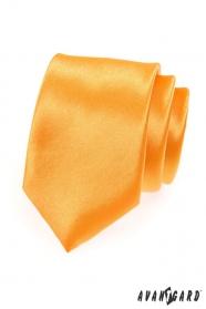 Pánska kravata - Zlatá