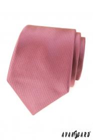 Staroružová pánska kravata