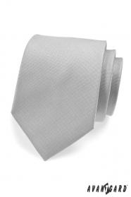 Svetlo šedá kravata