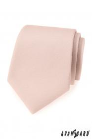 Pánska kravata vo farbe Ivory