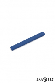 Modrá spona na kravatu
