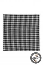 Vreckovka bavlna čierne bodky