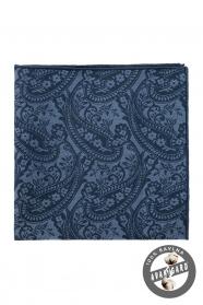 Bavlnená vreckovka paisley-vzor