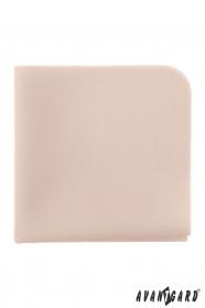 Pánska vreckovka vo farbe Ivory