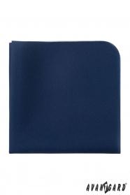 Tmavo modrá vreckovka