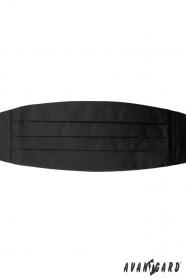 Čierny smokingový pás