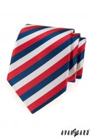 Pánská kravata Trikolóra