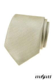Zelenkavá pánska kravata