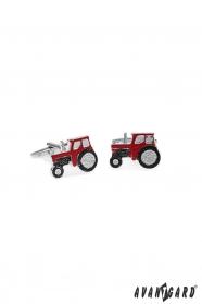 Manžetové gombíky Traktor