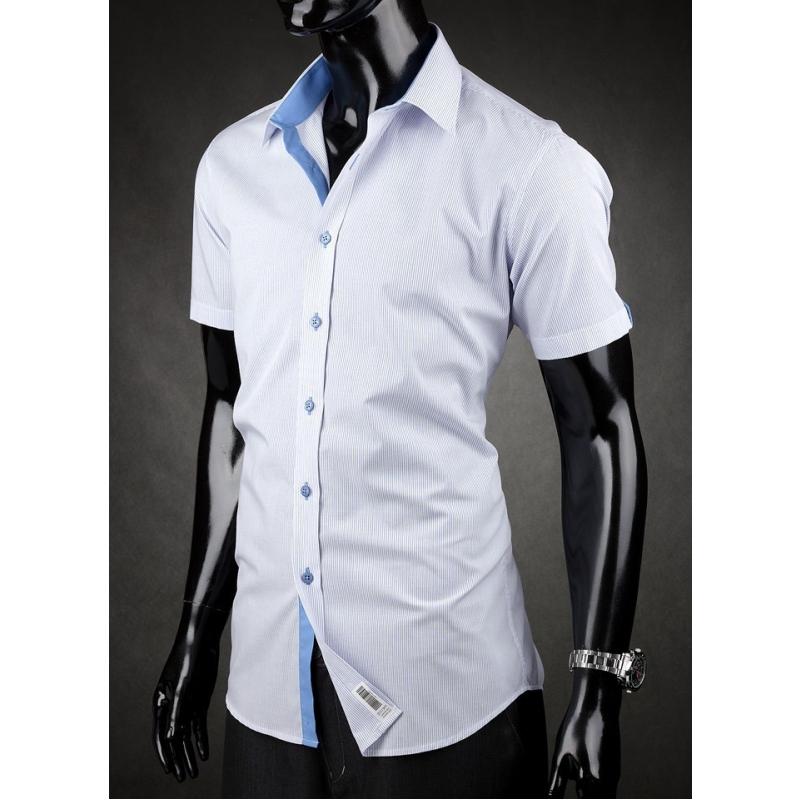 95686ead4d5c Pánska košeľa s krátkym rukávom Desire - Galamodino.sk