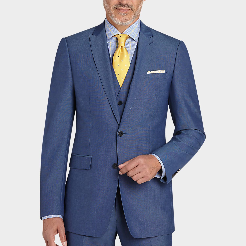 cf973ad68b8c Tmavo modrá kravata by sa perfektne hodila